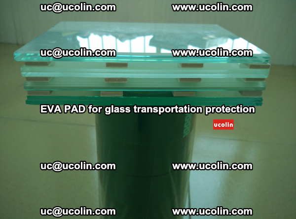 EVA CORK PAD for laminated safety glass transportation protection (15)