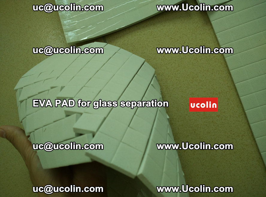 EVA PAD for safety laminated glass separation (27)