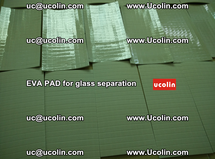 EVA PAD for safety laminated glass separation (36)