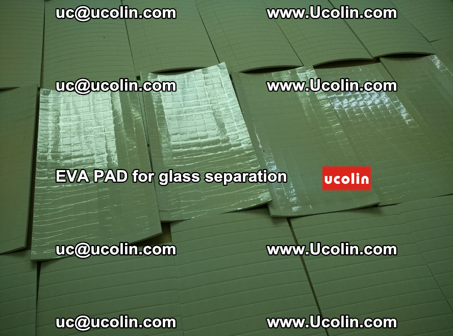 EVA PAD for safety laminated glass separation (40)