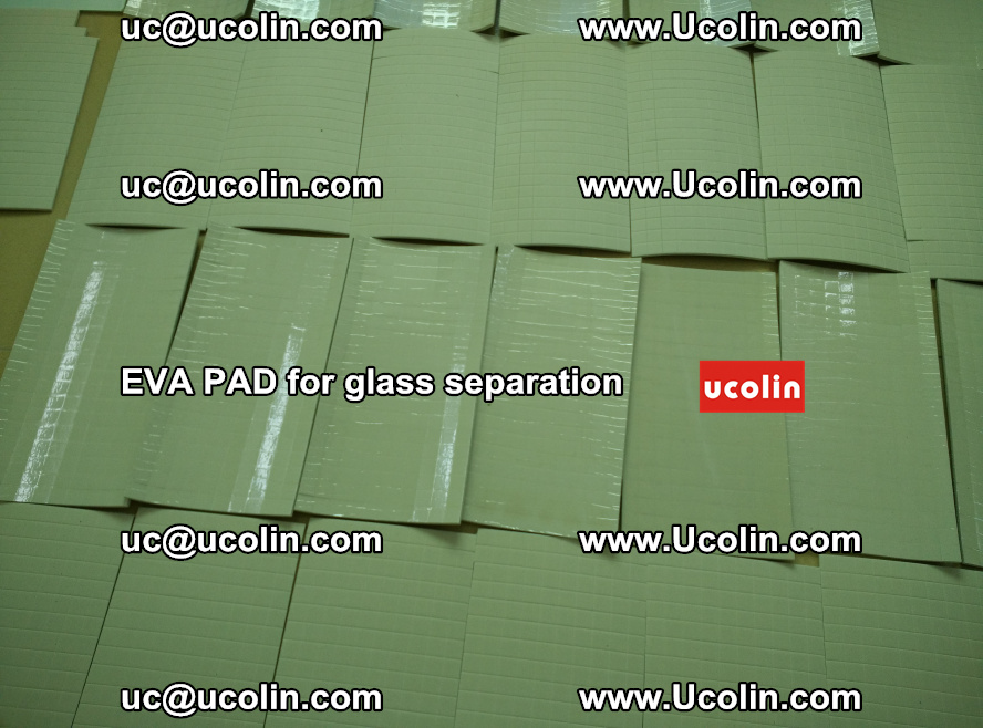 EVA PAD for safety laminated glass separation (58)