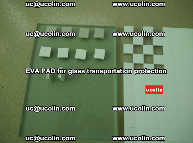 EVA PAD for safety laminated glass transportation protection (17)