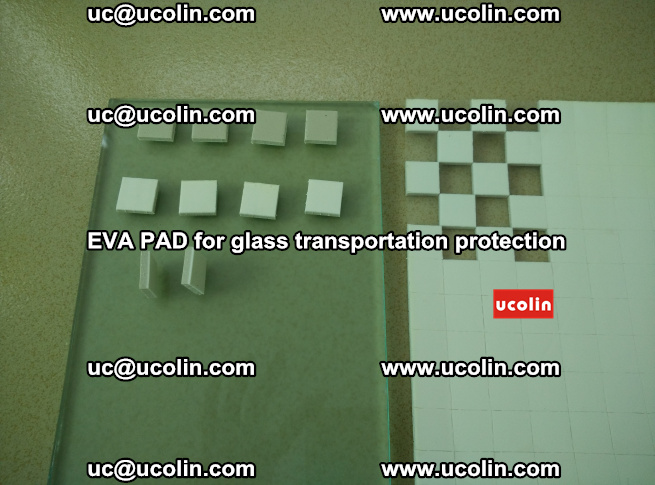 EVA PAD for safety laminated glass transportation protection (18)