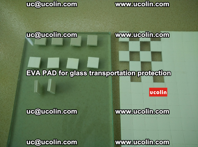 EVA PAD for safety laminated glass transportation protection (19)