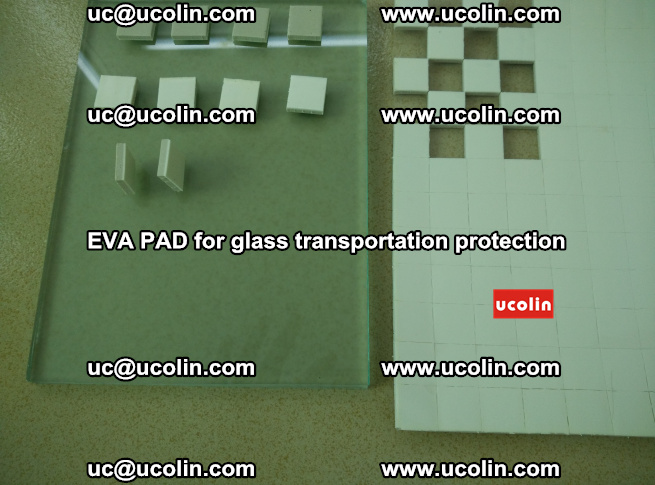 EVA PAD for safety laminated glass transportation protection (21)