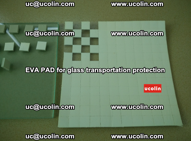 EVA PAD for safety laminated glass transportation protection (29)