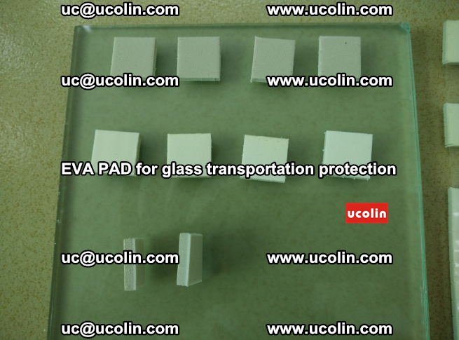 EVA PAD for safety laminated glass transportation protection (32)