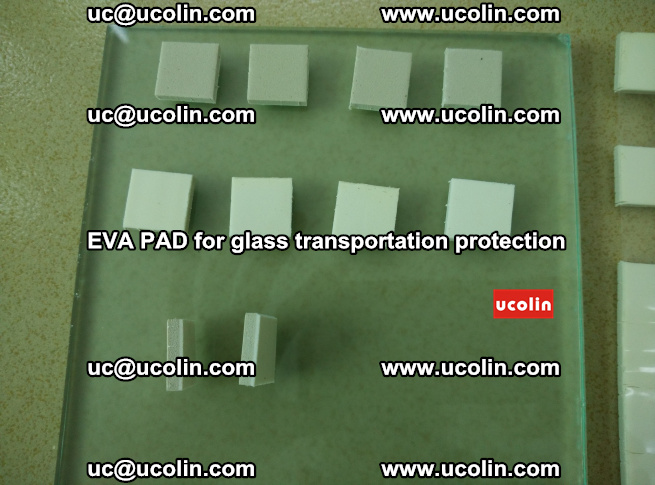 EVA PAD for safety laminated glass transportation protection (35)