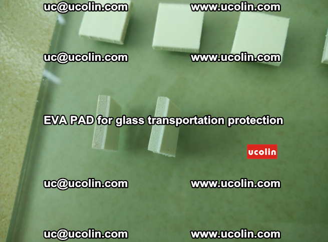 EVA PAD for safety laminated glass transportation protection (36)