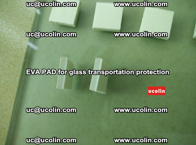 EVA PAD for safety laminated glass transportation protection (37)