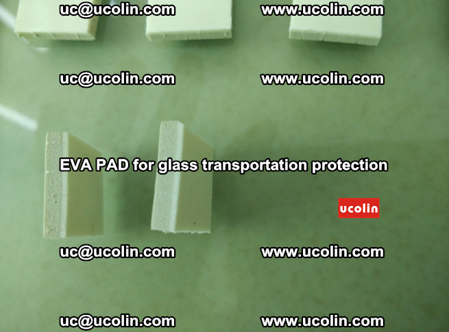 EVA PAD for safety laminated glass transportation protection (44)