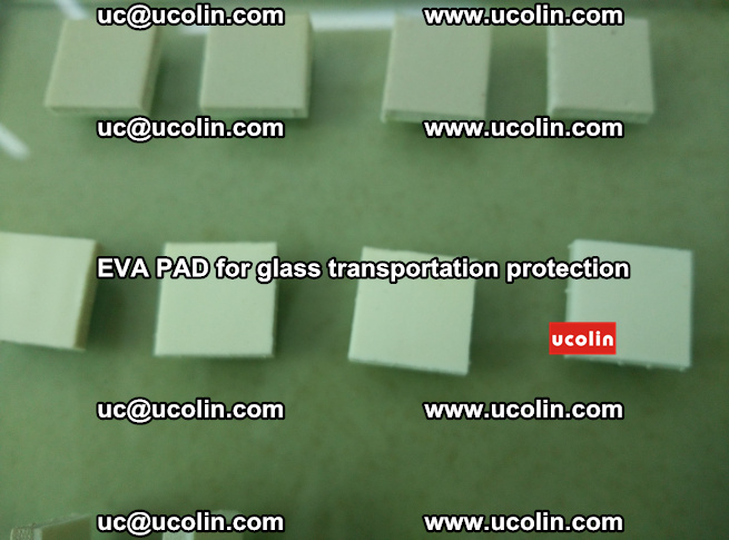 EVA PAD for safety laminated glass transportation protection (52)
