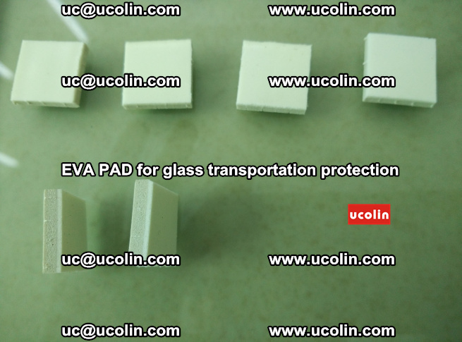 EVA PAD for safety laminated glass transportation protection (73)