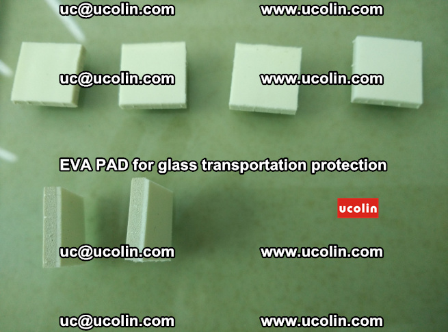 EVA PAD for safety laminated glass transportation protection (74)