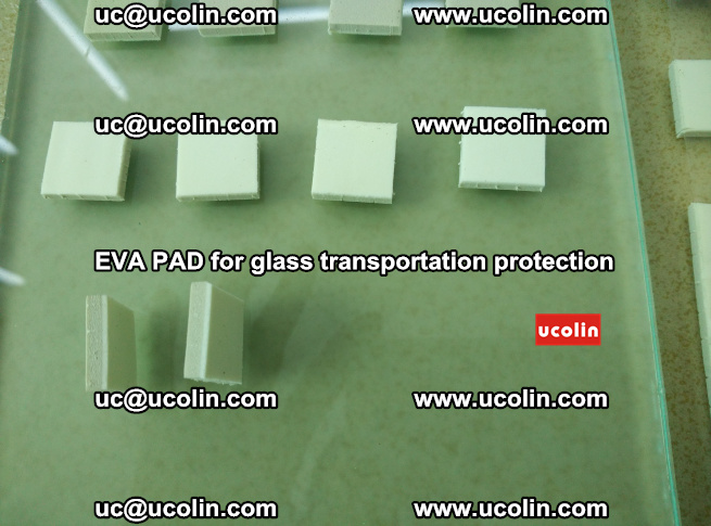 EVA PAD for safety laminated glass transportation protection (79)