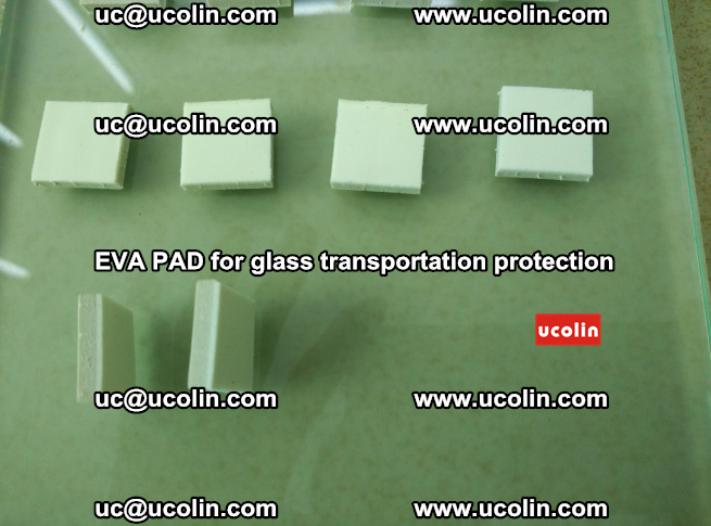 EVA PAD for safety laminated glass transportation protection (81)