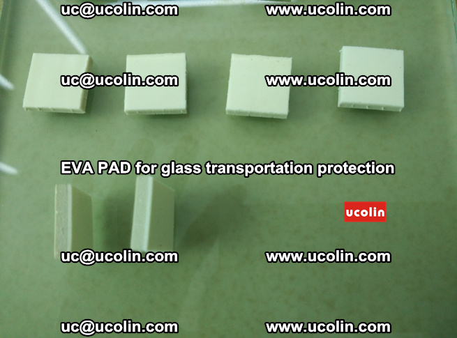 EVA PAD for safety laminated glass transportation protection (83)
