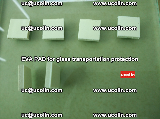 EVA PAD for safety laminated glass transportation protection (84)