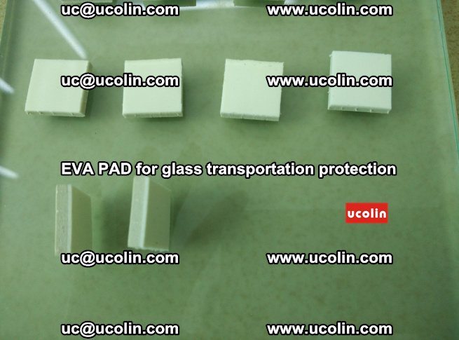 EVA PAD for safety laminated glass transportation protection (90)
