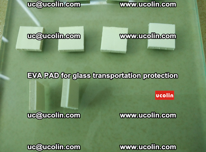 EVA PAD for safety laminated glass transportation protection (93)