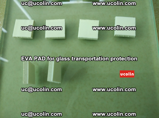 EVA PAD for safety laminated glass transportation protection (94)
