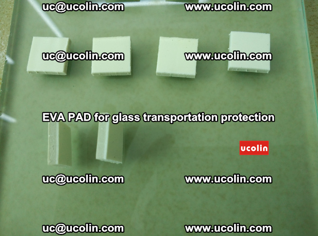 EVA PAD for safety laminated glass transportation protection (96)