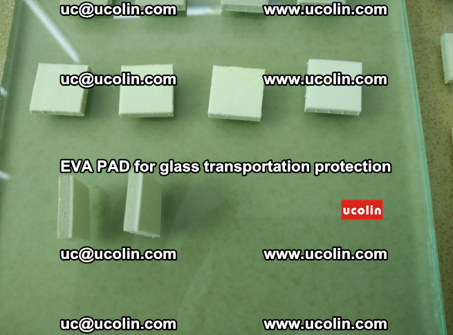 EVA PAD for safety laminated glass transportation protection (98)