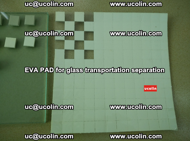 EVA PAD for safety laminated glass transportation separation (10)