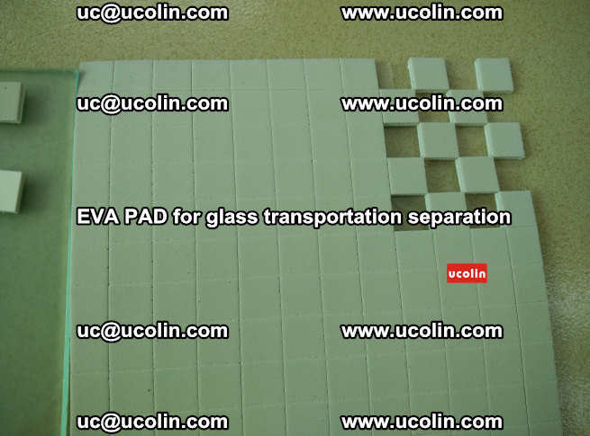EVA PAD for safety laminated glass transportation separation (14)