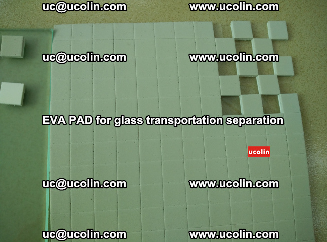 EVA PAD for safety laminated glass transportation separation (15)