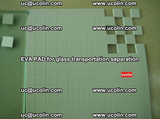 EVA PAD for safety laminated glass transportation separation (16)