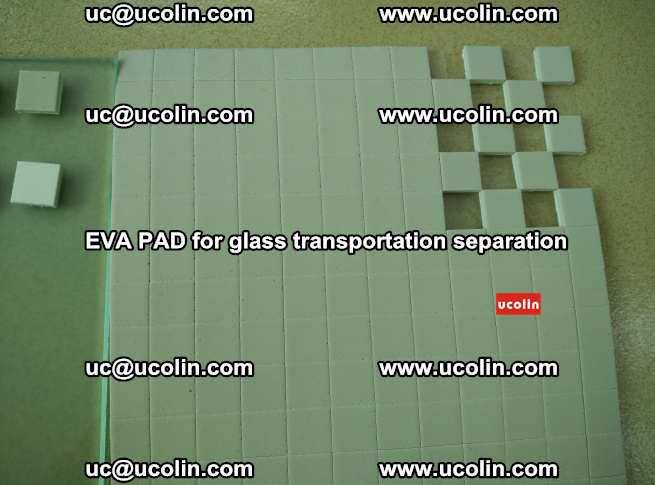 EVA PAD for safety laminated glass transportation separation (18)