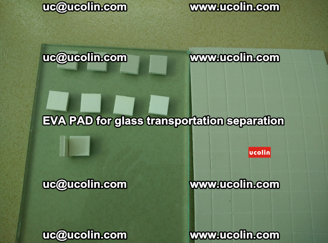 EVA PAD for safety laminated glass transportation separation (26)