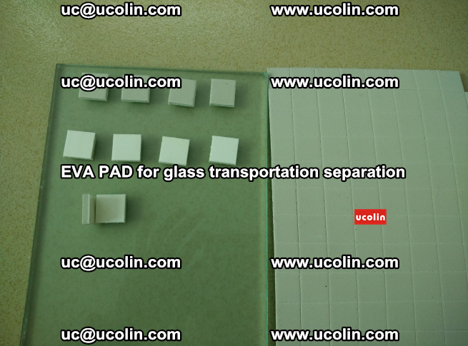 EVA PAD for safety laminated glass transportation separation (27)