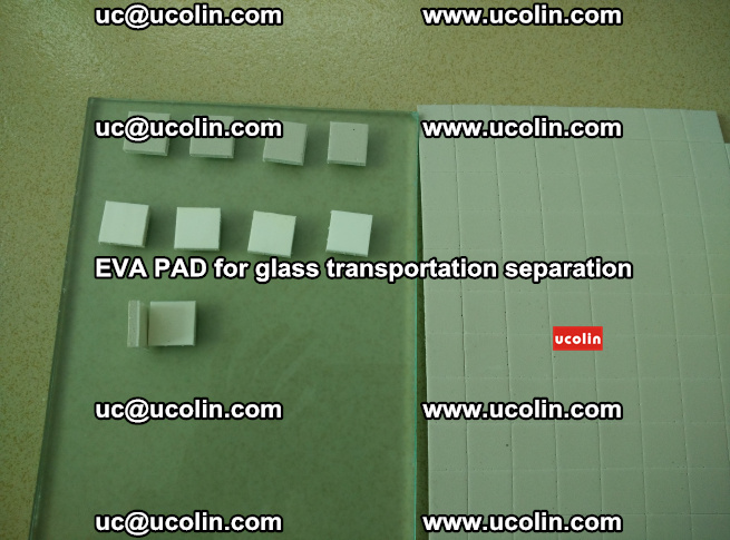 EVA PAD for safety laminated glass transportation separation (28)