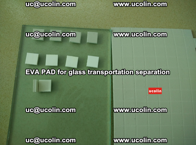 EVA PAD for safety laminated glass transportation separation (29)