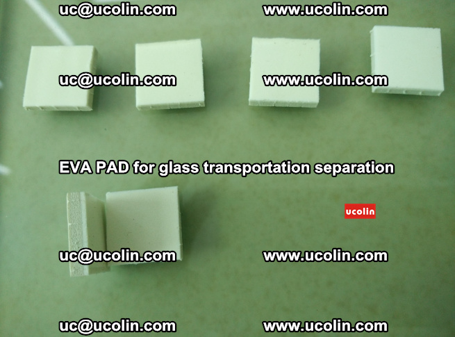 EVA PAD for safety laminated glass transportation separation (31)