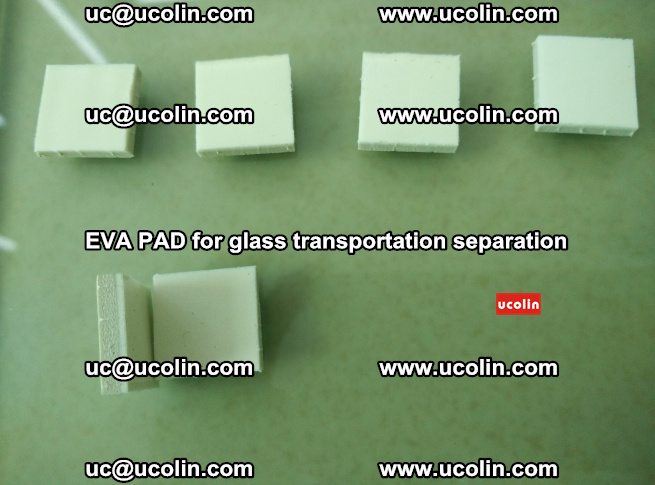 EVA PAD for safety laminated glass transportation separation (32)
