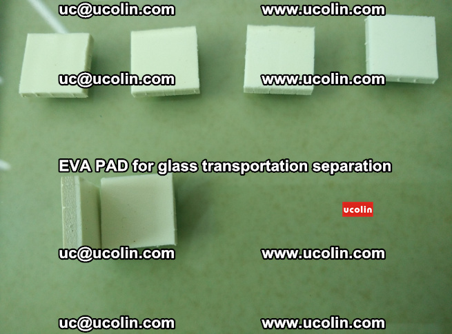 EVA PAD for safety laminated glass transportation separation (33)