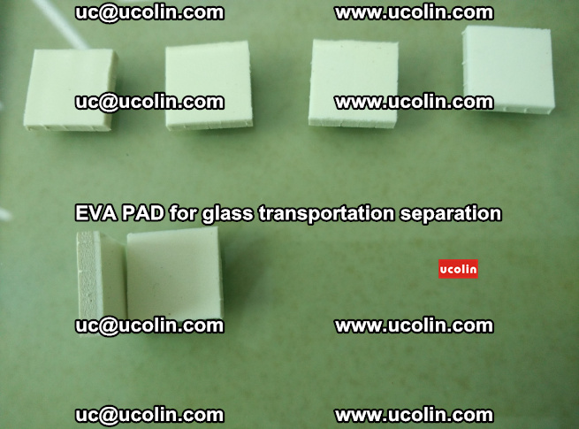 EVA PAD for safety laminated glass transportation separation (34)