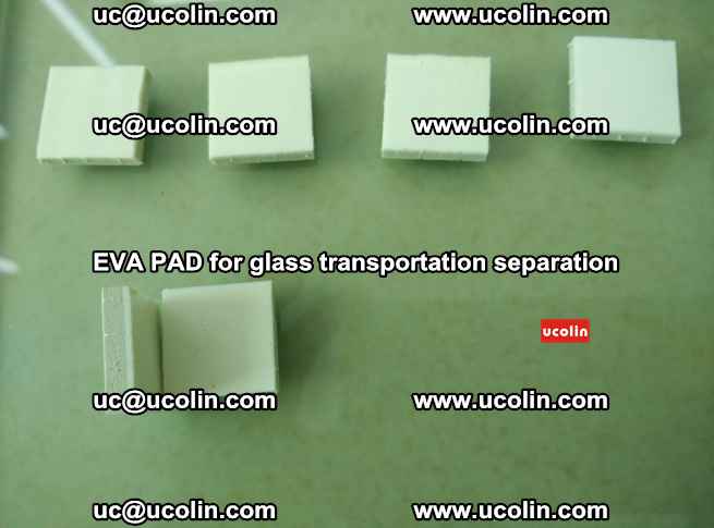 EVA PAD for safety laminated glass transportation separation (36)