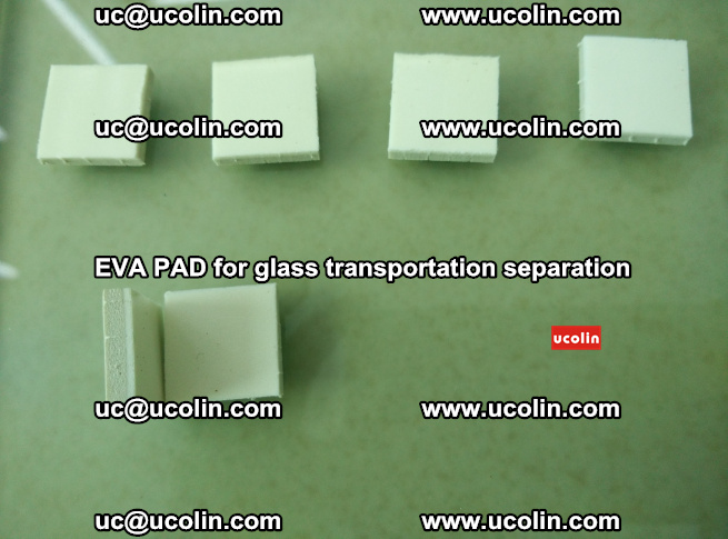 EVA PAD for safety laminated glass transportation separation (37)