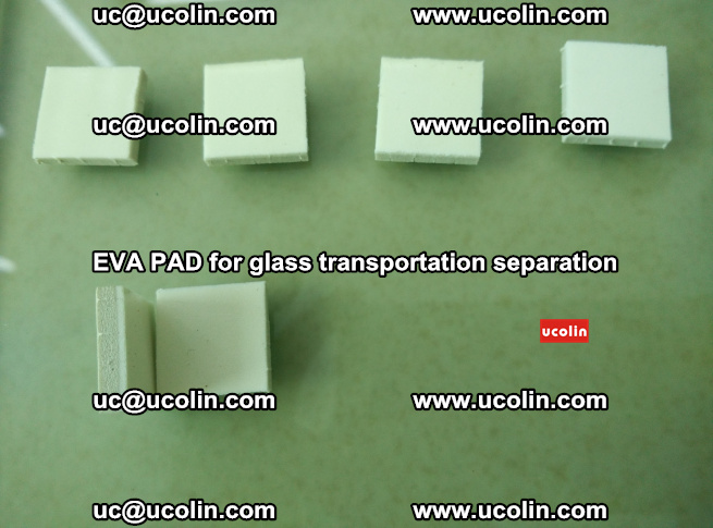 EVA PAD for safety laminated glass transportation separation (38)
