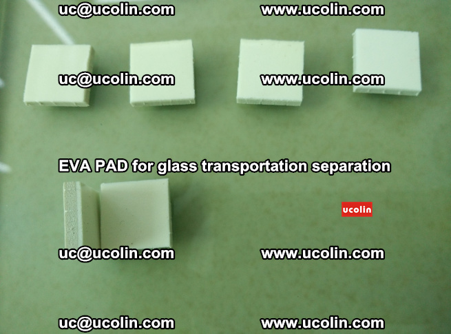 EVA PAD for safety laminated glass transportation separation (39)