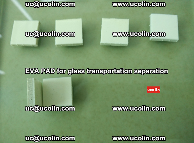 EVA PAD for safety laminated glass transportation separation (41)