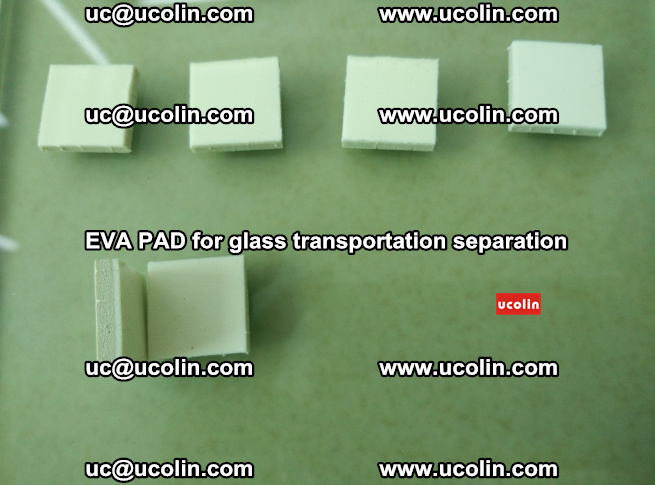 EVA PAD for safety laminated glass transportation separation (42)