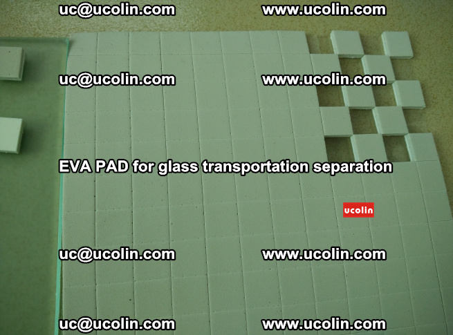 EVA PAD for safety laminated glass transportation separation (47)