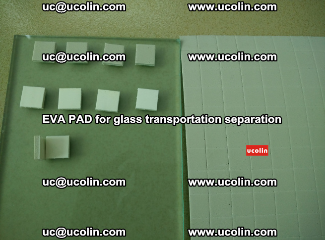 EVA PAD for safety laminated glass transportation separation (50)