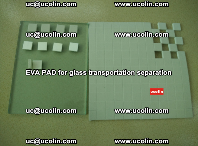 EVA PAD for safety laminated glass transportation separation (53)