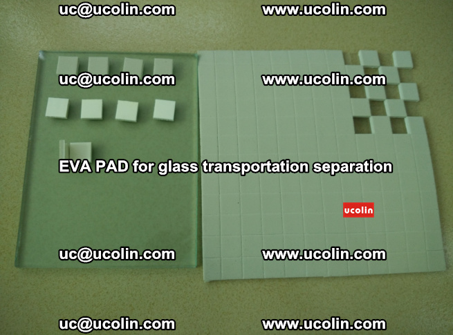 EVA PAD for safety laminated glass transportation separation (56)